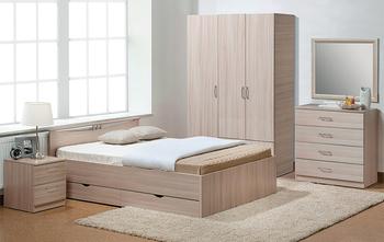 Спальня Эко, Боровичи Мебель