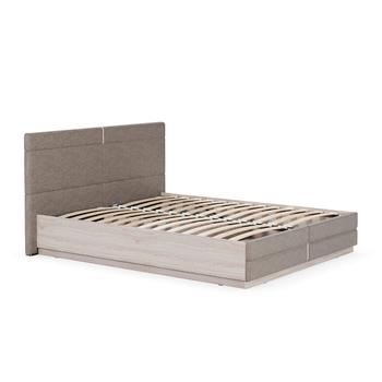 Элен 1400 Кровать двойная, комплект, Моби мебель