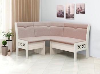 Кухонный угловой диван Этюд 2-1 КАНТРИ, Боровичи мебель