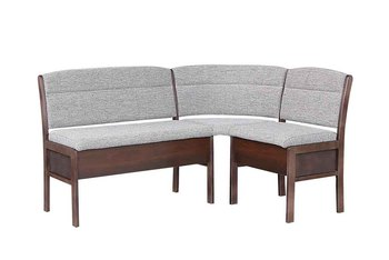 Кухонный угловой диван Этюд облегченный 3-1  с ящиком (1100х1700), Боровичи мебель