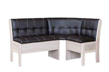 Кухонный угловой диван Этюд 2-1 с решеткой Релакс (1180х1580), Боровичи мебель