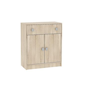 Глория 2 124 Тумба, 752 х 356, В 885 мм, Моби мебель