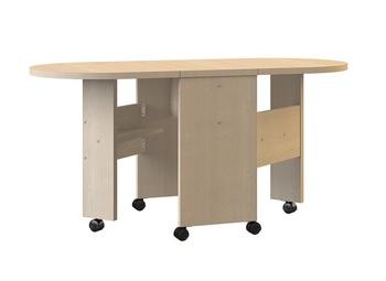 Глория 601 Стол-книжка, 1214(330)х536х580(532), Моби мебель