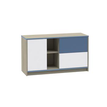 Гольф, Комод 3, 1060 х 400, В 604 мм, Моби мебель