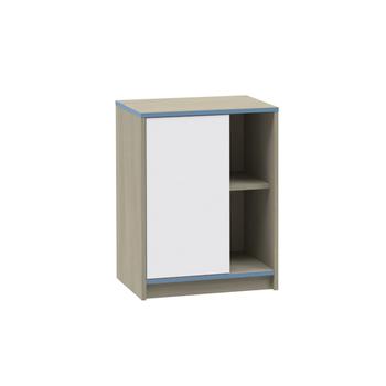 Гольф, Комод 4, 530 х 400, В 695 мм, Моби мебель