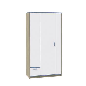 Гольф, Шкаф 200, 1060 х 530, В 2050 мм, Моби мебель