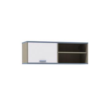 Гольф, Шкаф навесной 2, 1060 х 400, В 367 мм, Моби мебель