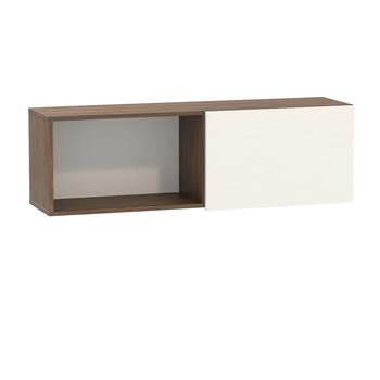 Гринвич, Шкаф навесной 08.117 (1 дверь), 1200х319х366 мм, Моби мебель