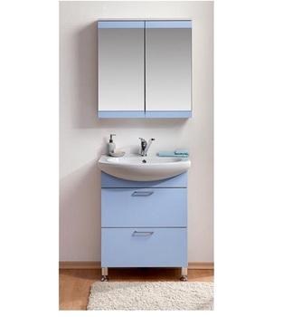 Комплект № 2 для ванной,660х505х840 мм, Боровичи мебель