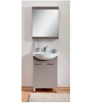 Комплект № 3 для ванной,560х460х840 мм, Боровичи мебель
