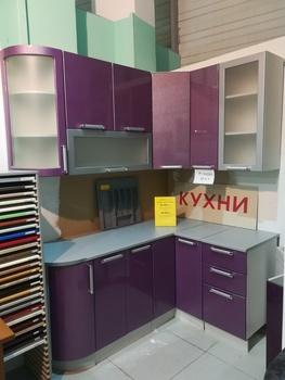 Кухонный угловой гарнитур Классика Модерн 1800х1300, столешница 26 мм, Распродажа, Выставка 32 км МКАД