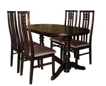 Столовая группа со стульями Империал, Боринское