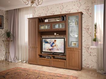 Катарина Шкаф МЦН 10.22, 2202х307, В 1920 мм, Моби мебель