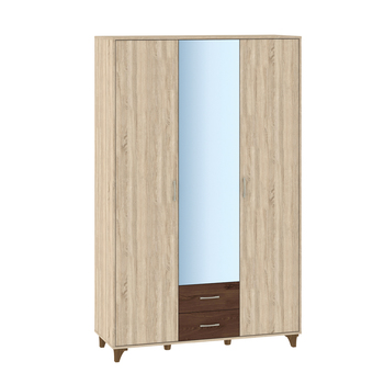 Келли Шкаф 3 дверный, Моби мебель