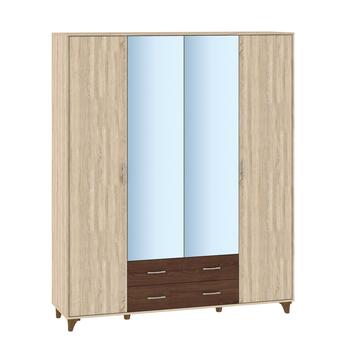 Келли Шкаф 4 дверный, Моби мебель