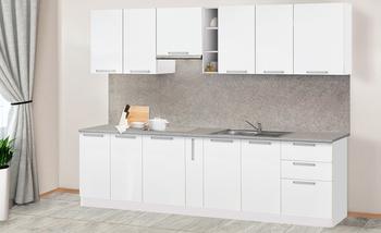 Кухонный гарнитур Классика 2300 h700, 1 категория, Боровичи мебель