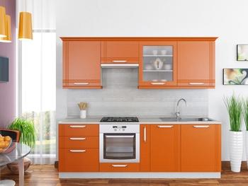 Кухня Трапеза Классика 1800, 2 категория, Боровичи мебель
