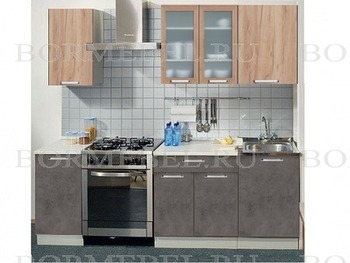 Кухня Трапеза Классика 1500, 1 категория, Боровичи мебель