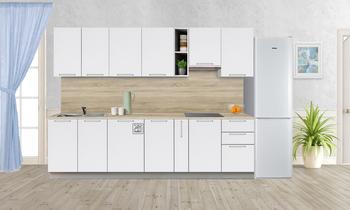 Кухонный гарнитур Классика 3000, 1 категория, Боровичи мебель