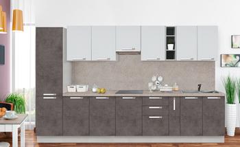 Кухонный гарнитур Классика 3500, 1 категория, Боровичи мебель