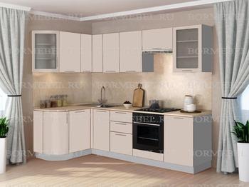 Кухня Трапеза Классика 1435х2000, 2 категория, Боровичи мебель