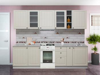 Кухня Классика Кантри 2000 мм, 2 категория, Боровичи мебель