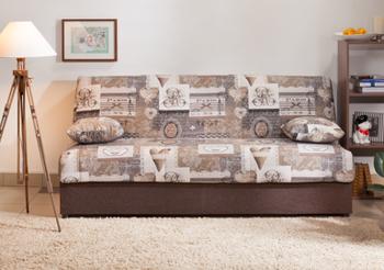 Диван-кровать Ручеек клик-клак, Боровичи мебель