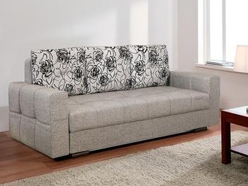 Диван Лира Комфорт с боковинами 1400, Боровичи мебель
