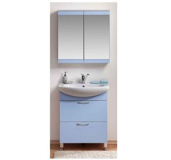 Комплект для ванной № 2, 660х505х840 мм, Боровичи мебель
