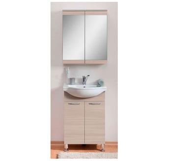 Комплект для ванной № 3, 560х460х840 мм, Боровичи мебель