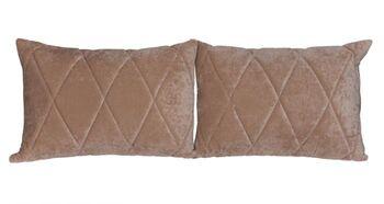Комплект подушек к дивану Роуз (2 шт.) арт. 117