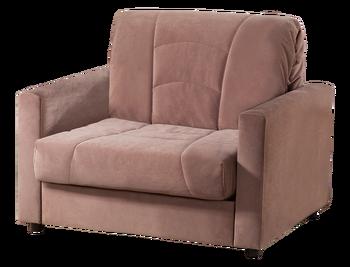 Кресло-кровать Аккордеон с прямыми боковинами 800, Боровичи мебель