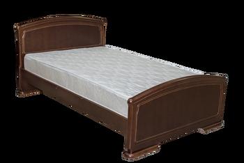 Кровать Кристина-1 Массив 800мм без матраца, Боринское
