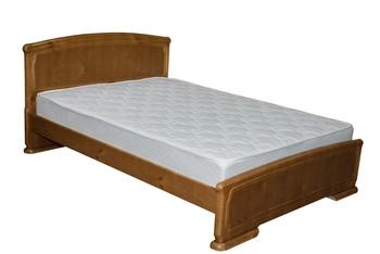 Кровать Кристина-6 Массив 1400мм без матраца, Боринское