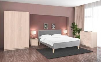 Кровать Бостон 900, Боровичи мебель