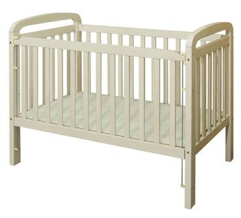 Кровать детская 790х1315х1075, ЭКО, Элегия, Боровичи