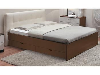 Кровать Люкс Классика 1200, Боровичи мебель