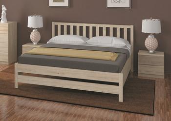 Кровать Массив 900, Боровичи мебель