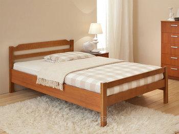 Кровать Новь 1200, (без матраса), Боровичи мебель