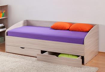 Кровать Соня-3  900 мм, (без матраса), Боровичи мебель.