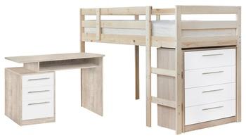 Детская кровать массив НОВАЯ 900х1900, Боровичи мебель