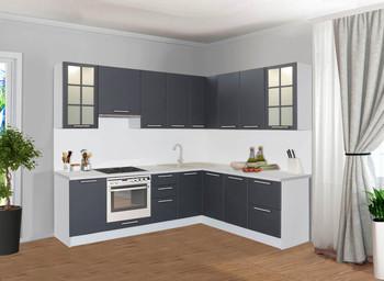 Кухонный гарнитур Классика угловой 2450х1850, 2 категория, Боровичи мебель