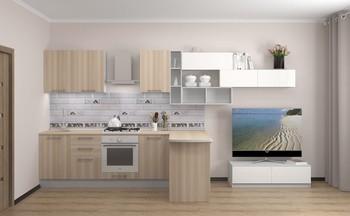 Кухня - Студия, Боровичи мебель
