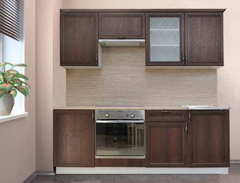 Кухня Рамочная 1500, Боровичи мебель