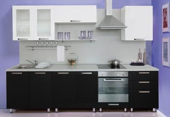 Кухня Трапеза Престиж 2100 П, 2 категория, Боровичи мебель.
