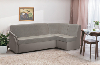 Кухонный угловой диван со спальным местом Правый (2400х1200), Боровичи мебель