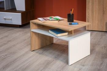 Лайт стол журнальный 03.235, 700х400, В 417 мм, Моби мебель