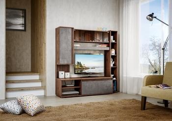 Леон гостиная, 1522х1544х424, Моби мебель