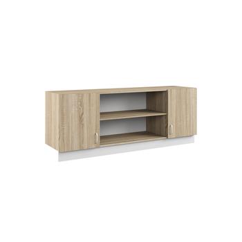 Линда 313 160 Шкаф навесной, 1684 х 440, В 650 мм, Моби мебель