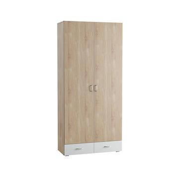 Линда, Шкаф МЦН 03.223 1022х440, В 2200 мм, Моби мебель